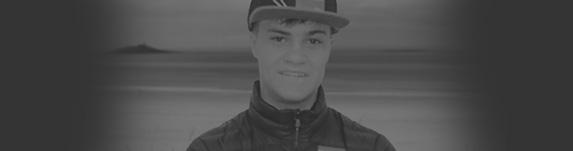 Jonny 'Flaka' Gamball Severne Team Rider