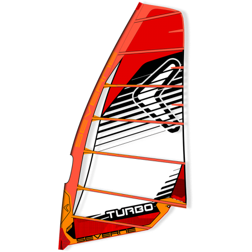 Severne Turbo 2016 windsurf sail
