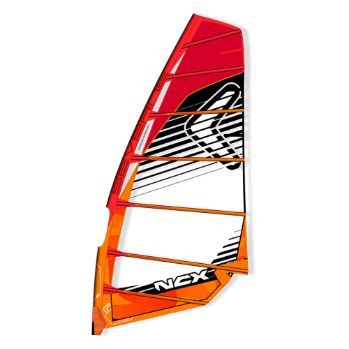 2017 Severne NCX Orange/Red