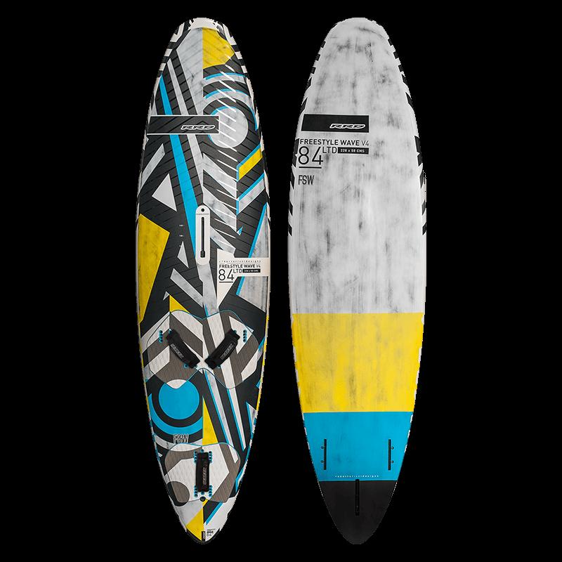 Freestyle Wave Ltd V4 84L