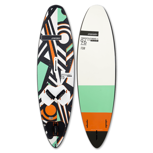 RRD Freestyle Wave Wood 96L V4