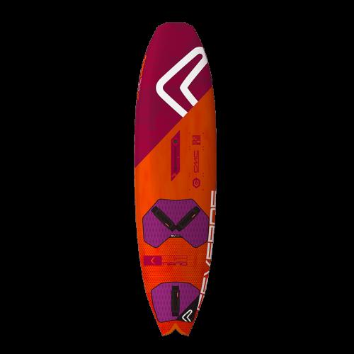 2017 Severne Nano windsurf board
