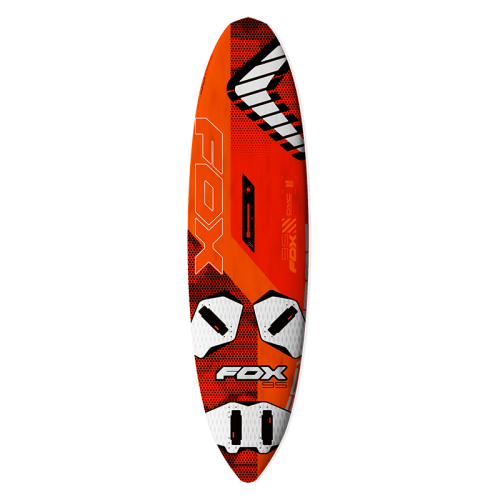 2017 Severne Fox windsurf board
