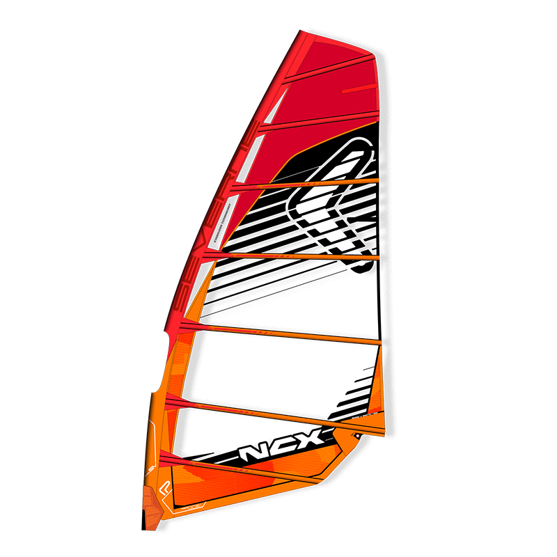 2018 Severne NCX Red / Orange