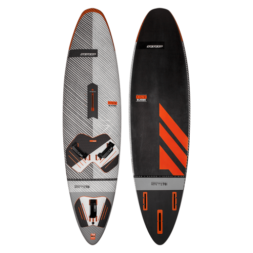 RRD Freestyle Wave V5 Black Ribbon