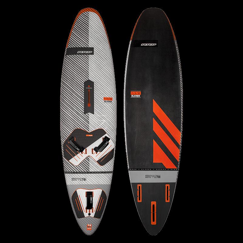 RRD Freestyle Wave V5 Black Ribbon