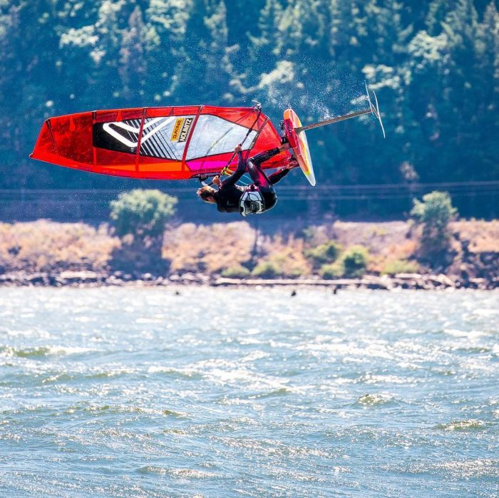 Windfoiling And Severne           Everything You Need To Know